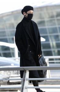 BTS 防弾少年団 テテ 私服 髪型