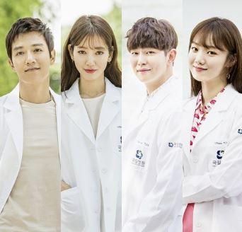 ドクターズ韓国ドラマの感想は面白い?評価を視聴率でも検証してみた結果