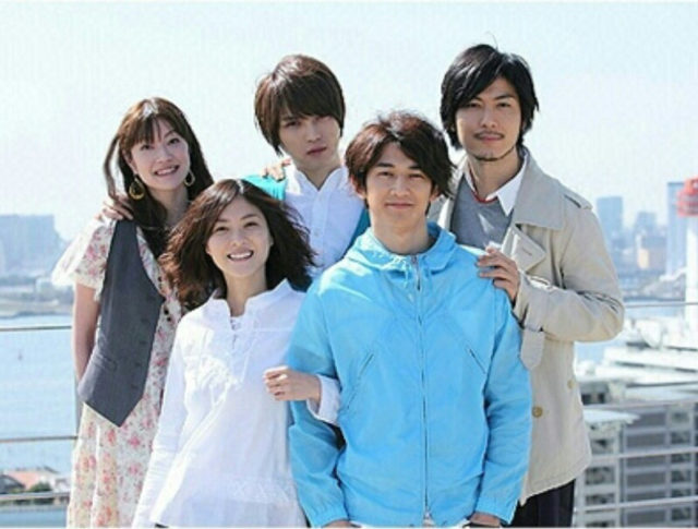 東方神起ジェジュン日本ドラマ『素直になれなくて』の動画を無料視聴