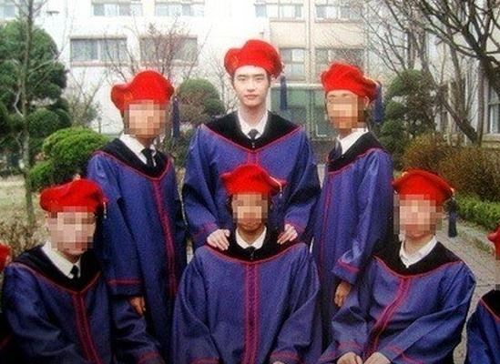 ジョンソク 経歴 学歴 子供 高校時代