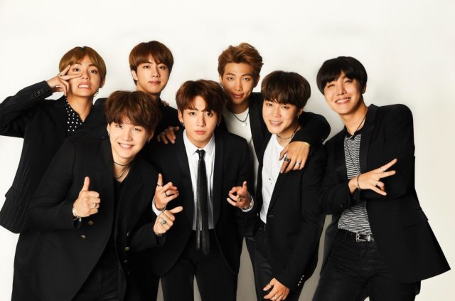 Image result for BTS メンバー