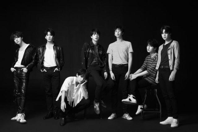 BTSアルバムLOVE YOURSELF違い