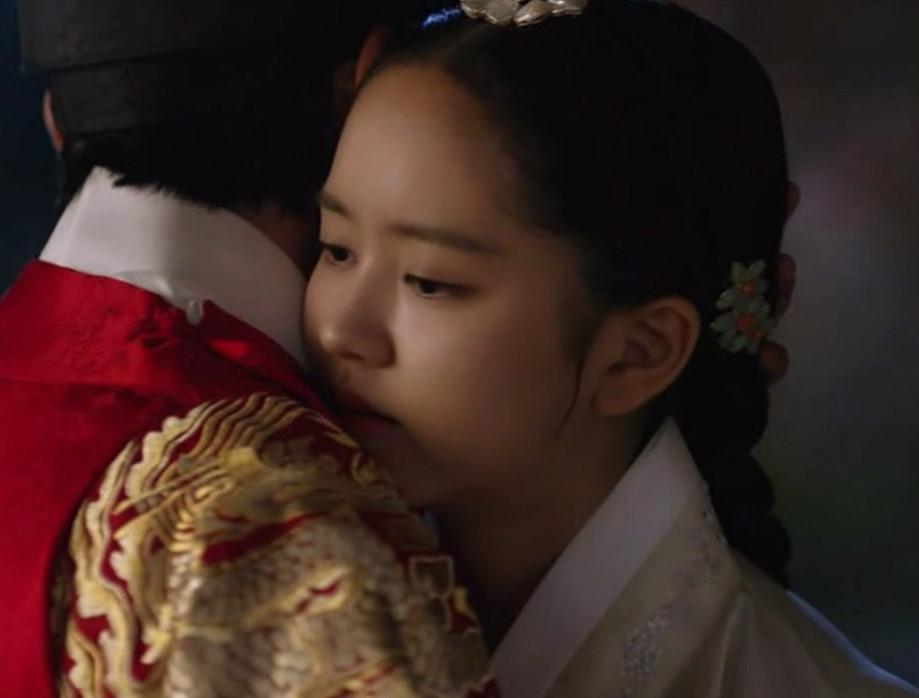 「仮面の王イ・ソン」韓国ドラマ キム・ソヒョンさん