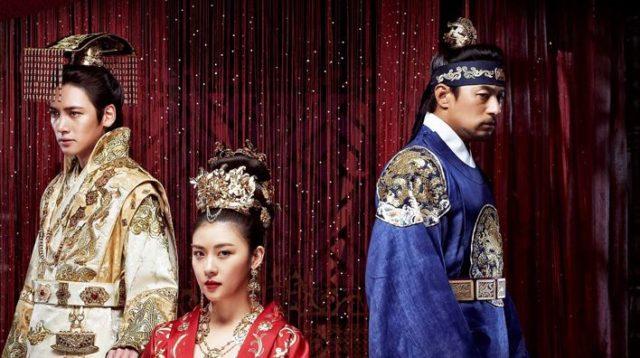 『奇皇后』Netflix・Hulu・dTV・Amazonプライム どこで見れる?