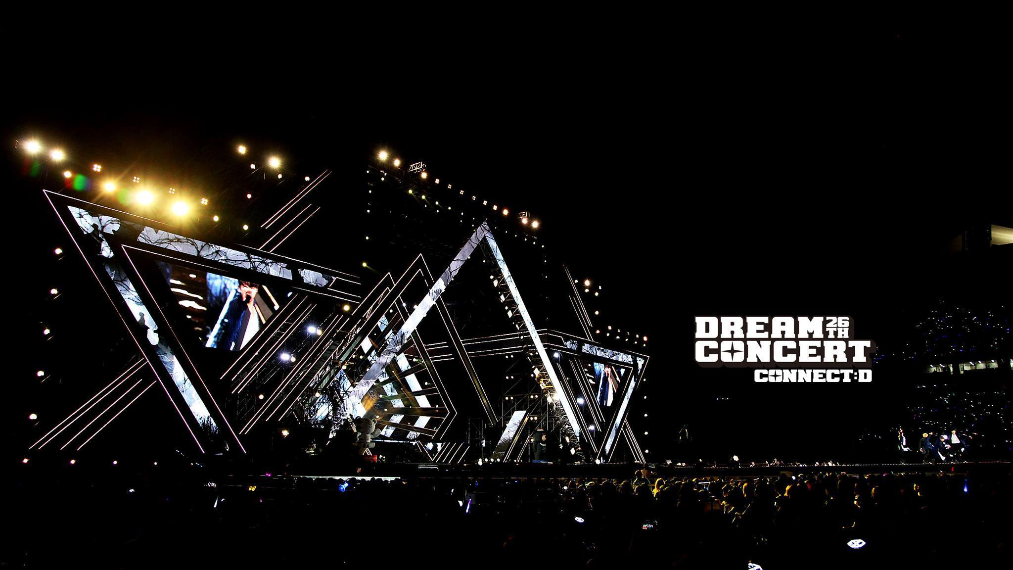 『DREAM CONCERT CONNECT:D』