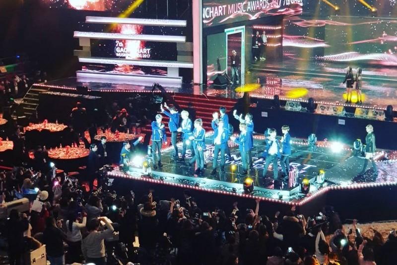 『第9回GAONCHART MUSIC AWARDS2019』Netflix・Hulu・dTV・Amazonプライム 見れるの?