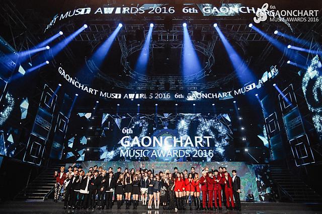 『GAONCHART MUSIC AWARDS』Netflix・Hulu・dTV・Amazonプライム 見れるの?